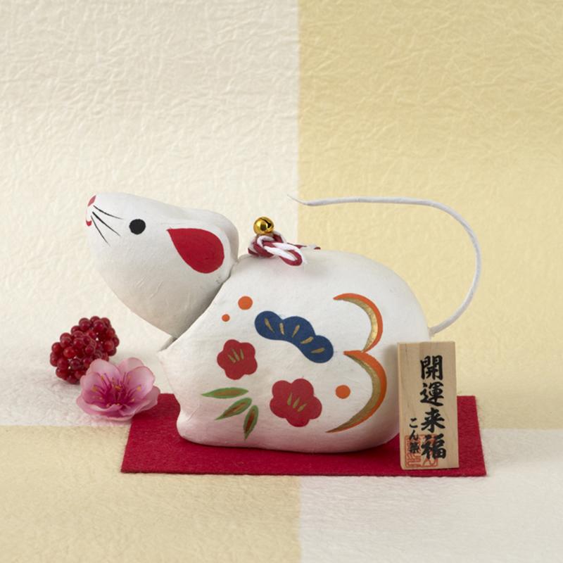 幸福子張り子: 完成品・雑貨 | 手づくりタウン 日本ヴォーグ社